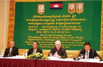 2010年1月20日第6回アジア・エコノミック・フォーラム